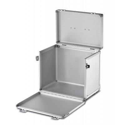 Aluminium double opening case Line Starc