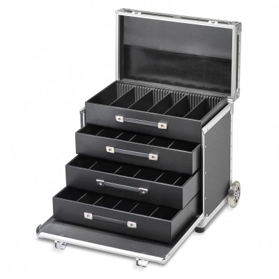 Case with drawers Line Tecno
