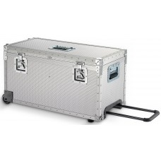 Aluminium Trunk with Trolley Line Grinta