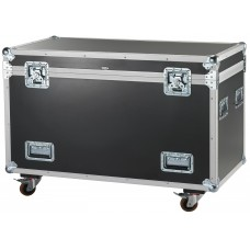 Trunk/Flight-case with 4 wheels